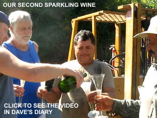 Second Sparkling Wine