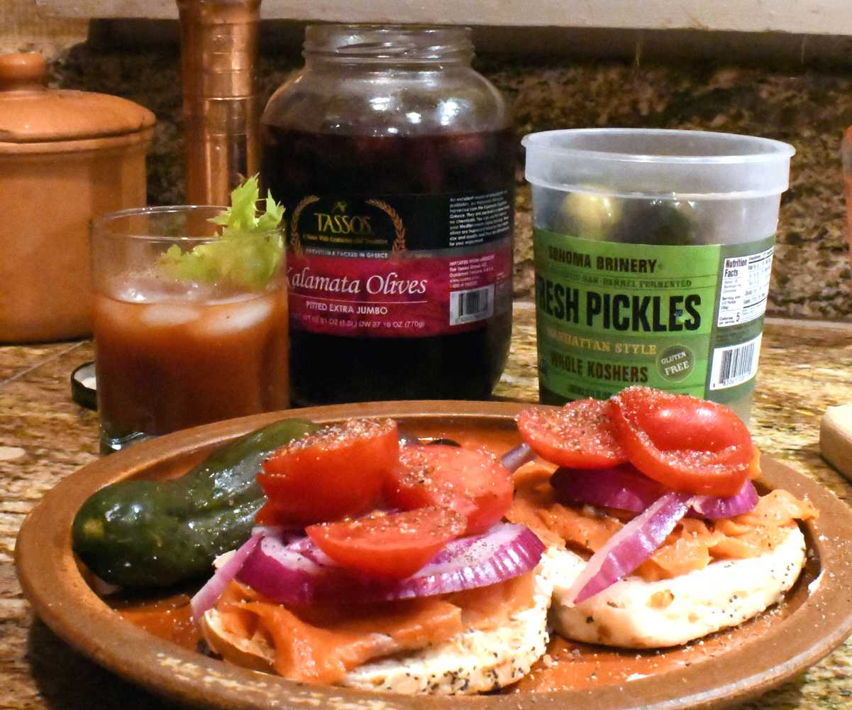 Lox and Bagels